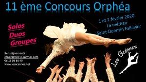 Concours Orphea @ Le Médian